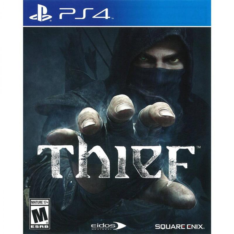 Диск для PS4 Thief