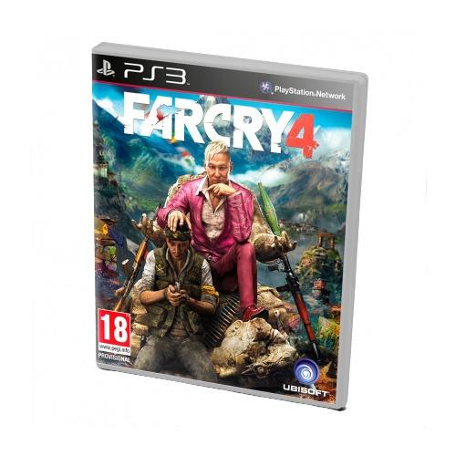 Диск для PS 3 Far Cry 4