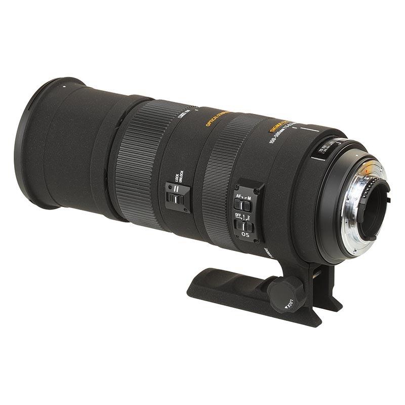 Объектив Sigma AF 150-500mm f/5-6.3 APO DG OS HSM Nikon F