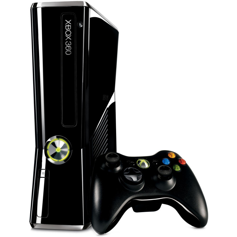 Игровая приставка Microsoft Xbox 360 250 ГБ
