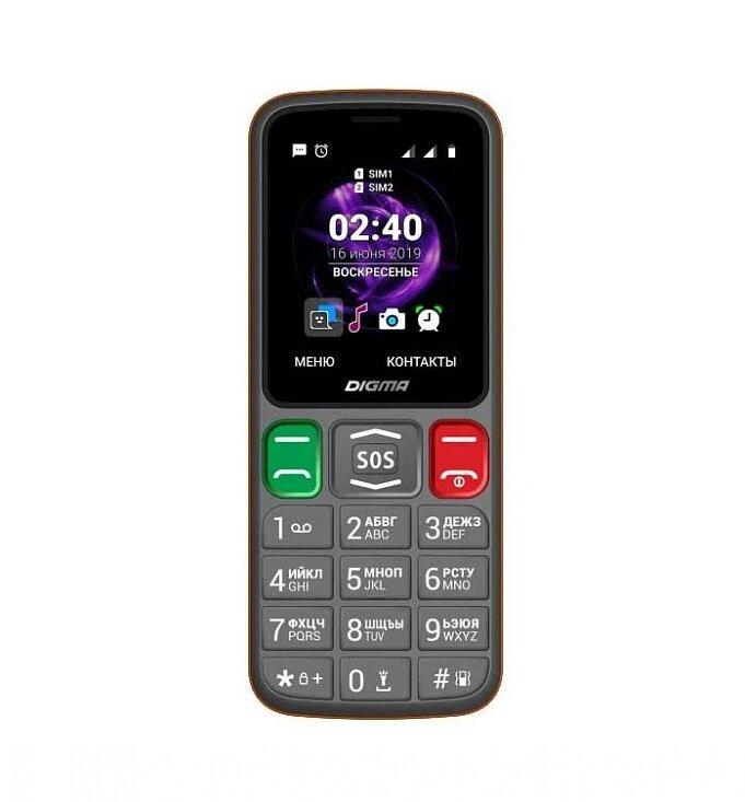Телефон Digma Linx B240