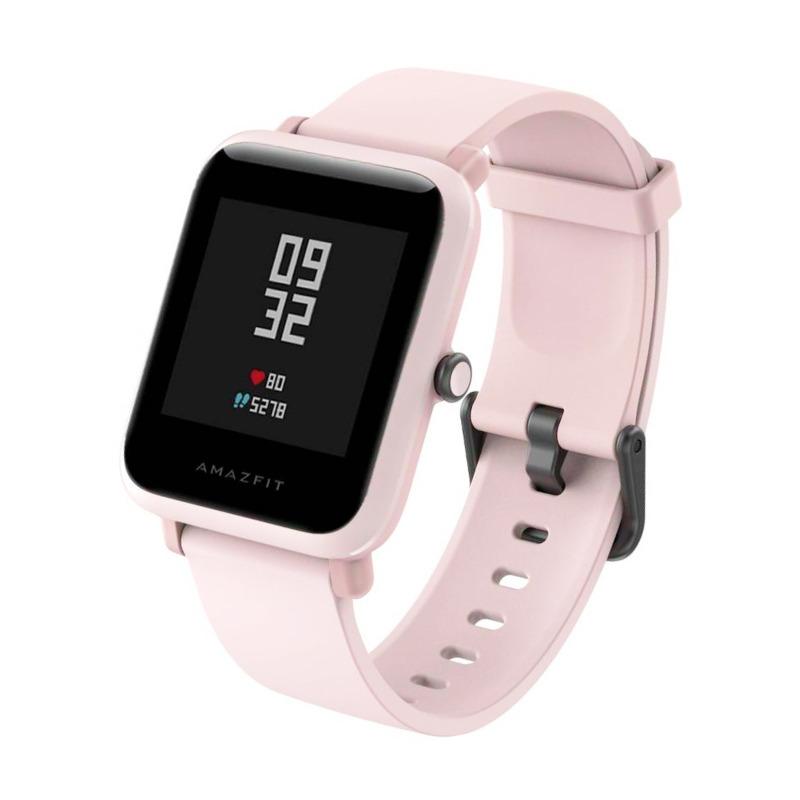 Умные часы Amazfit Bip S, нежно-розовый
