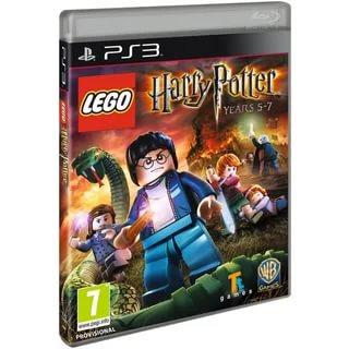 Диск для PS3 LEGO Гарри Поттер