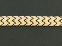 Браслет Золото 585 (14K) вес 11.23 г