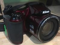 Ф/т Nikon Coolpix L820, б/у, п/ц, сумка, шнур