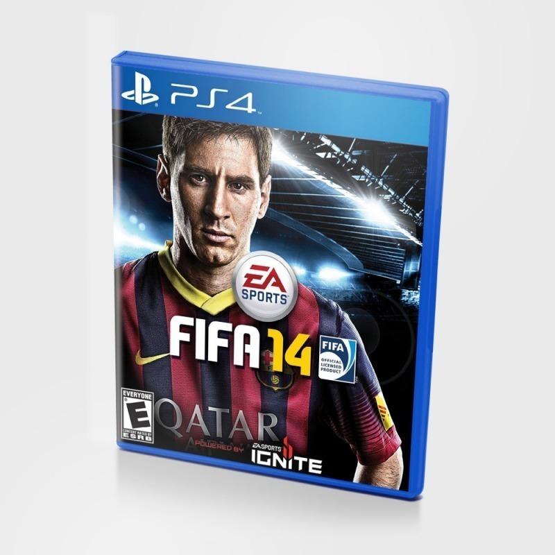 Диск для PS4 Fifa 14