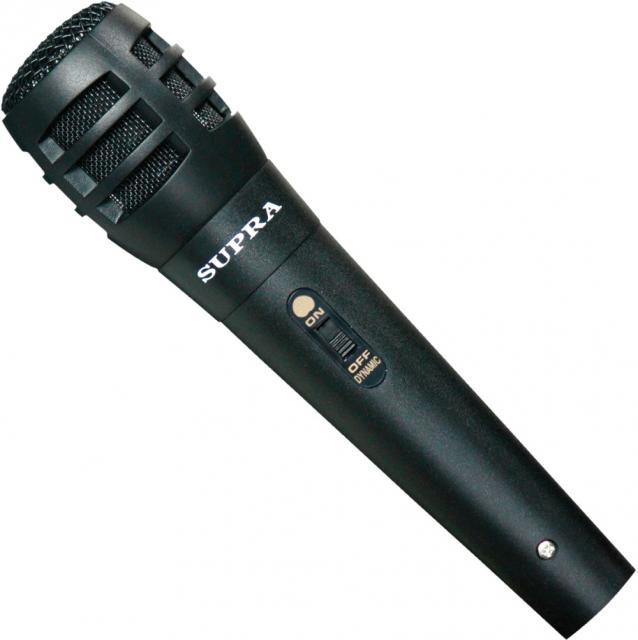 Комплект из двух проводных микрофонов SUPRA SMW-203