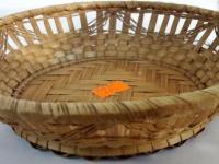 Хлебница плетеная мал