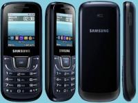 Samsung gt-e 1282 black