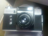 Фотоаппарат зенит-e олимпийский