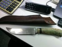 Нож Ножемир (Булат)