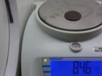 *3 копейки 1906 г. СПБ Монеты медные 100% вес 8.46 гр.