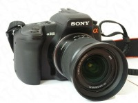 Фотоаппарат  Sony dslr-A350 14.2 mpx заряд.устр, кабель usb