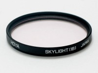 Светофильтр HOYA SKYLIGHT 1B 55 mm