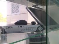 Видеонаблюдение:Регистратор +мышь+3 камеры+монитор