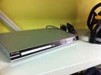 DVD плеер PHILIPS DVP3252(пульт+2каб)