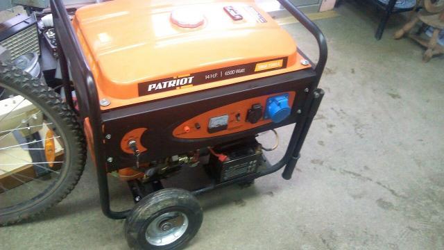PATRIOT SRGE 7200E