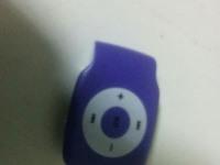 MP3 плеер Micro-SD Сиреневый