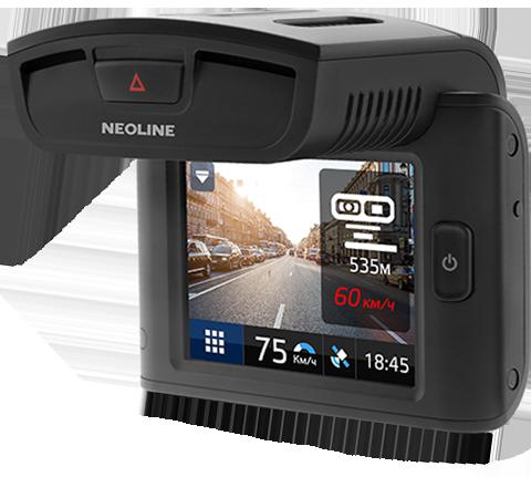 Видеор. Neoline x-cop 9700