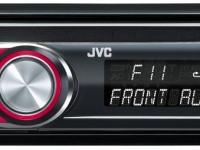 Автомагнитола JVC KD-R45EY