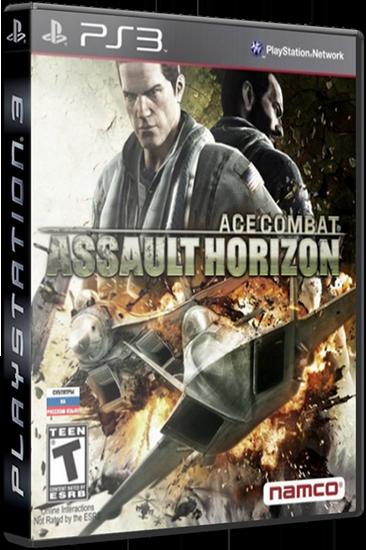 Диск PS 3 Ace Combat Assault Horizon