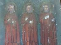 Икона святым Гурию, Самону и Авиву
