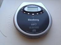 MP3/CD плеер Elenberg CDMP-2009