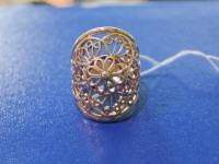 Кольцо Серебро 925 вес 6.42 гр.