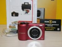 Фотоаппарат Canon PowerShot A810  (в коробке, 2 батарейки, кабель USB, шнурок, руководство пользователя)