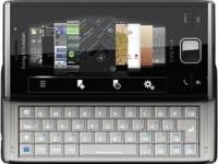 Телефон Sony Ericsson X2 black уценка