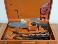 Сварочный аппарат для ППР труб FORA Pro FW 1500, в кейсе №145