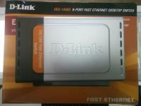 Свитч DLink DES 1008D