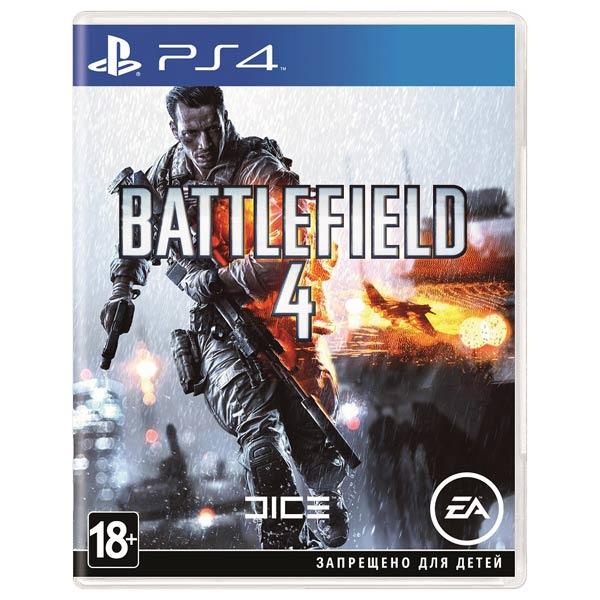 Диск PS4 Battlefield 4