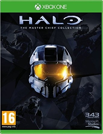 Диск Xbox One Halo: The Master Chief Collection