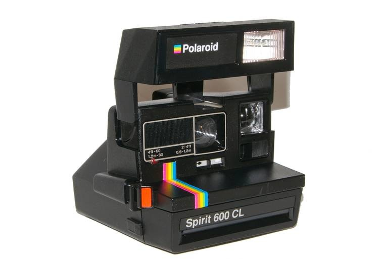 Фотоаппарат Polaoid 635 CL