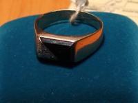 Кольцо Золото 585 (14K) вес 5.27 г