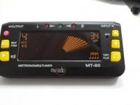 *Цифровой тюнер,метроном,тон-генератор Musedo MT-60