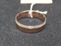 Кольцо об. Золото 585 (14K) вес 4.96 гр.