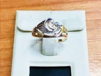 Кольцо Золото 585 (14K) вес 1.54 г