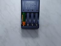 Зарядка аккумуляторных батареек Robiton SP250-4