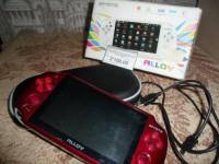 Emote Alloy, Red игровая консоль EM-1010