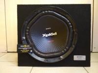 Сабвуфер sony xplod -1800 XS-NV1202E
