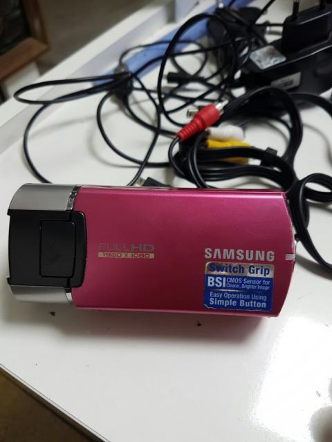 Samsung HMX-Q10PP/XER