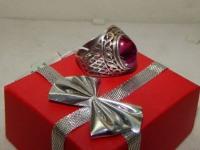 Перстень (г24-417) Серебро 925 вес 6.10 г
