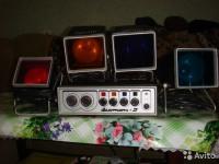 Цветомузыкальная установка Фотон-2