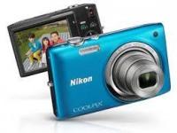 Nikon S2700 blue