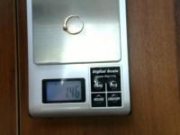 Кольцо с 1крупной вставкой Золото 585 (14K) вес 1.46 г
