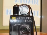 Фотоаппарат Nikon Coolpix L610