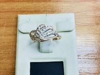 Кольцо  Золото 585 (14K) вес 1.81 г