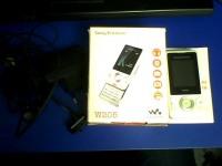 С.т. Sony Ericsson W205